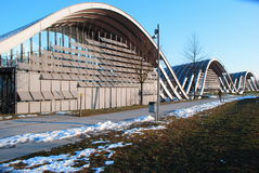 Klee Museum in Bern Stock Image