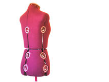 Kleed model 2 van de maker stock afbeeldingen