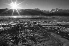 Klehini River Beach Stock Image