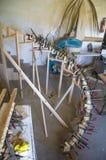 Kleiący puste miejsca od blaszek, dla manufaktury round poręcze schody ślimakowaty Obraz Stock