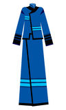 Kleid lizenzfreies stockbild