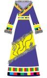 Kleid lizenzfreie stockbilder