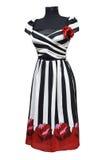 Kleid für Sommer Stockfotografie