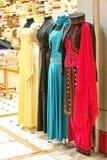 Kleider für besondere Anlässe Stockbilder