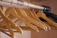 Kleiderbügel Lizenzfreie Stockbilder