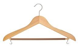 Kleiderbügelausschnitt Stockfotografie