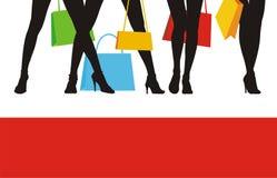 Kleidet Verkauf 4 Lizenzfreie Stockfotografie