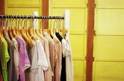 Kleidung Stockbild