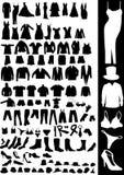Kleidung Stockfotos