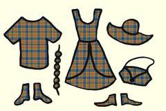Kleidung Lizenzfreies Stockfoto