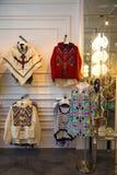 Kleidungs-Butike Stockfotos