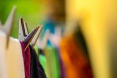 Kleidungsclip lizenzfreie stockfotografie