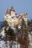 Kleie-Schloss Stockfotos