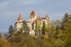 Kleie-Schloss Stockfotografie