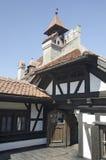 Kleie-Schloss, Rumänien stockfoto