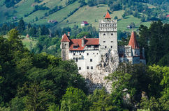 Kleie-Schloss, Rumänien Stockfotografie