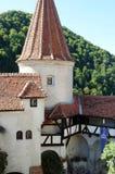 Kleie, Siebenbürgen, † Dracula-castle† Lizenzfreie Stockbilder
