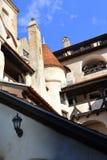 Kleieschloss, Dracula-Schloss, Rumänien Stockfotografie