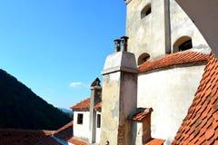 Kleieschloss, Haus von Dracula, Brasov, Siebenbürgen Lizenzfreies Stockfoto