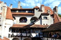 Kleieschloss, Haus von Dracula, Brasov, Siebenbürgen Lizenzfreies Stockbild