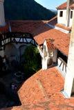 Kleieschloss, Haus von Dracula, Brasov, Siebenbürgen Stockbilder