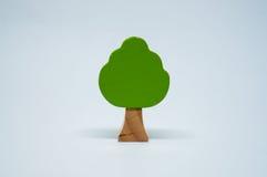 Klein boomstuk speelgoed Royalty-vrije Stock Foto
