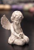 Klein cijfer van een engel Royalty-vrije Stock Afbeelding