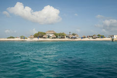 Klein Curacao Royalty Free Stock Images