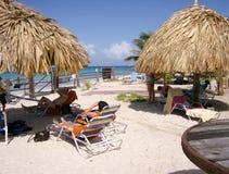 Klein Curacao, voor de kust van Curacao Stock Afbeelding