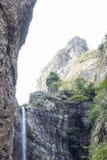 Klein Dragon Waterfall Stock Afbeeldingen