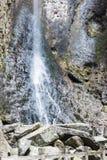 Klein Dragon Waterfall Royalty-vrije Stock Foto