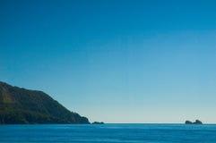 Klein eiland Royalty-vrije Stock Foto's