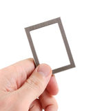 Klein frame Royalty-vrije Stock Afbeeldingen