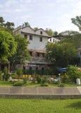 Klein hotel Royalty-vrije Stock Fotografie