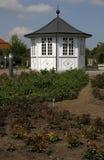 Klein paviljoen royalty-vrije stock fotografie