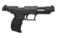 Klein pistool Royalty-vrije Stock Afbeelding