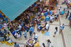 Klein restaurant Royalty-vrije Stock Foto
