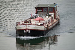 Klein schip Royalty-vrije Stock Fotografie