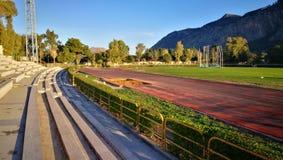 Klein stadion in Palermo Royalty-vrije Stock Afbeeldingen