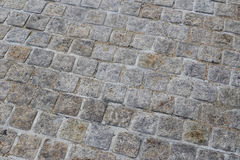 Klein steenvierkant stock afbeelding