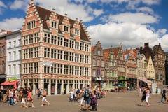 Klein Turkije . Ghent. Belgium Royalty Free Stock Image