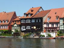 Klein Venedig in Bamberg, Germany Stock Image