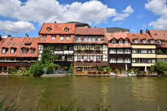 Klein Venedig in Bamberg, Germany Stock Photography