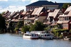 Klein Venedig en Bamberg Imagen de archivo
