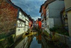 Klein Venedig, ttel ¼ Wolfenbà Стоковое Изображение RF