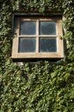Klein venster royalty-vrije stock fotografie