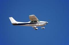 Klein vliegtuig Stock Afbeeldingen