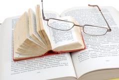 Klein woordenboek Stock Afbeeldingen