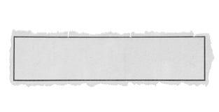 Kleinanzeige, Teil der Zeitung Stockfoto