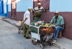 Kleinbetrieb Kubas Stockfotos